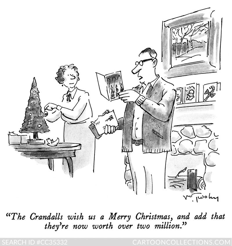 CartoonCollections.com - Christmas cartoons - Mike Twohy