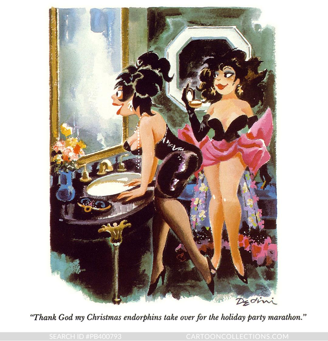 CartoonCollections.com - Christmas cartoons - Eldon Dedini