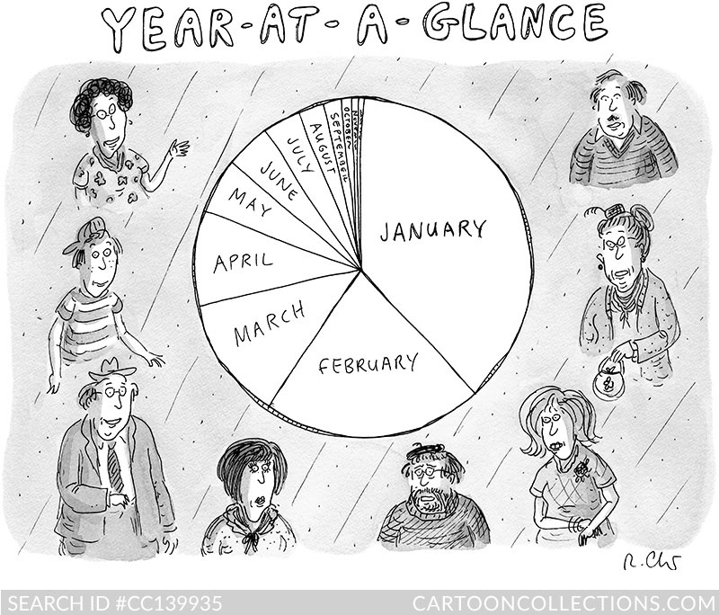 CartoonCollections.com - New Year's cartoons - Roz Chast