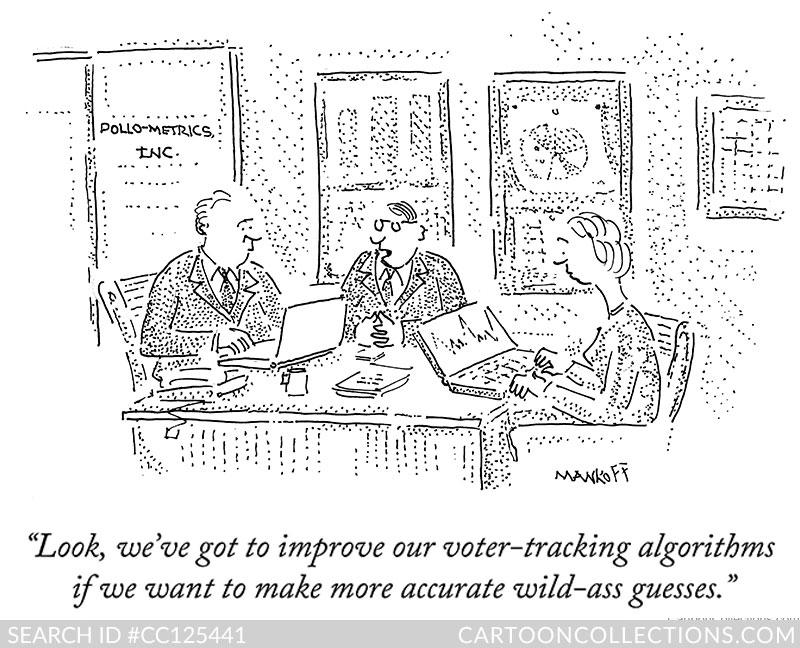 New Yorker Cartoon By Bob Mankoff