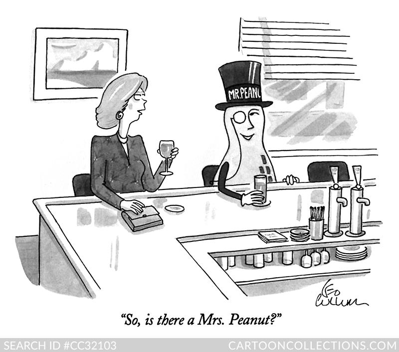 New Yorker Cartoons - Leo Cullum
