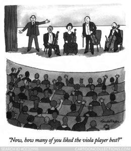 New Yorker Catoon by J.B. Handelsman