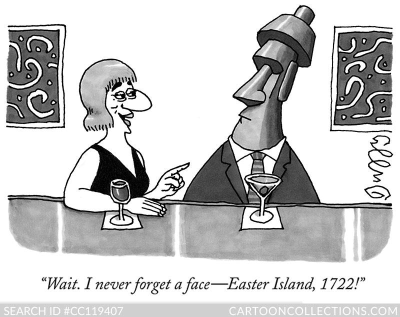 New Yorker Cartoons - J.C. Duffy