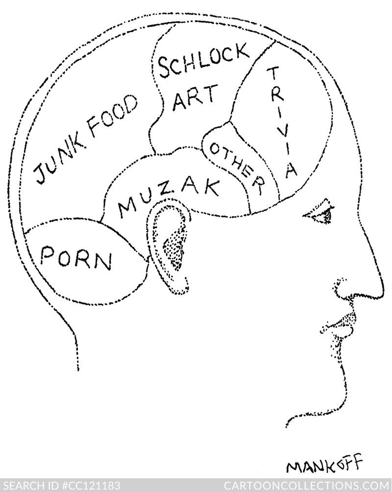 New Yorker Cartoons _ Bob Mankoff