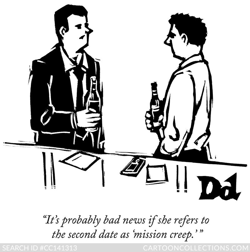 New Yorker Cartoons - Drew Dernavich