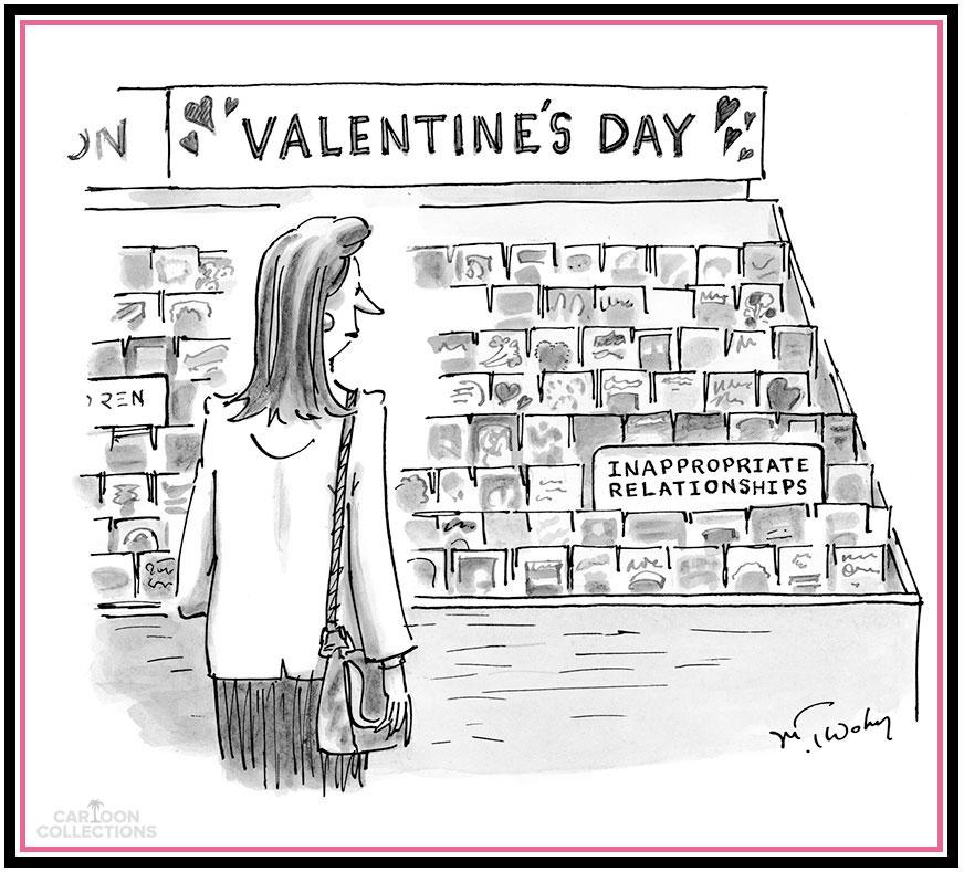 New Yorker Valentine's eCards