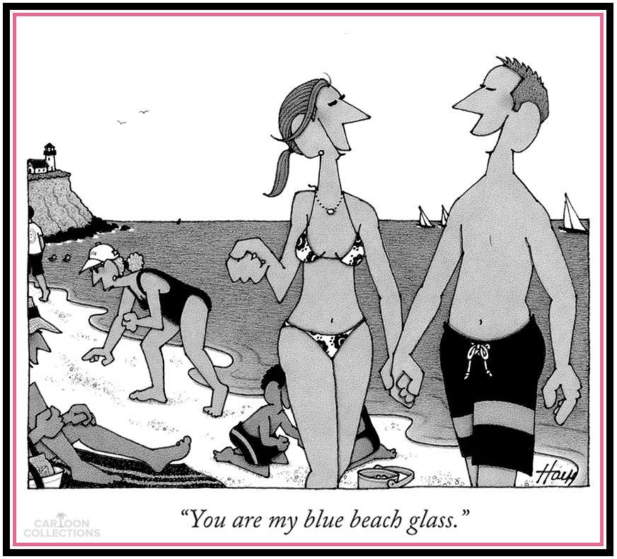 Free New Yorker Valentine's Day eCards
