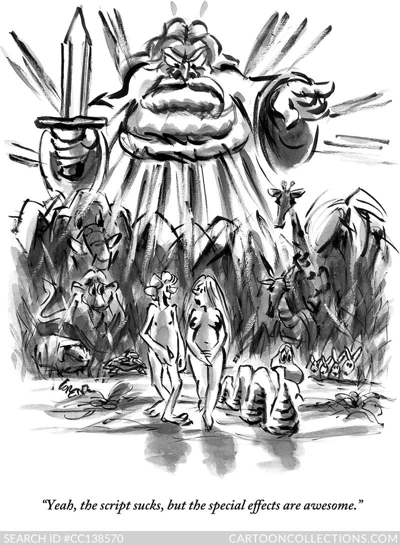 CartoonCollections.com - Lee Lorenz- Cartoons for Powerpoint