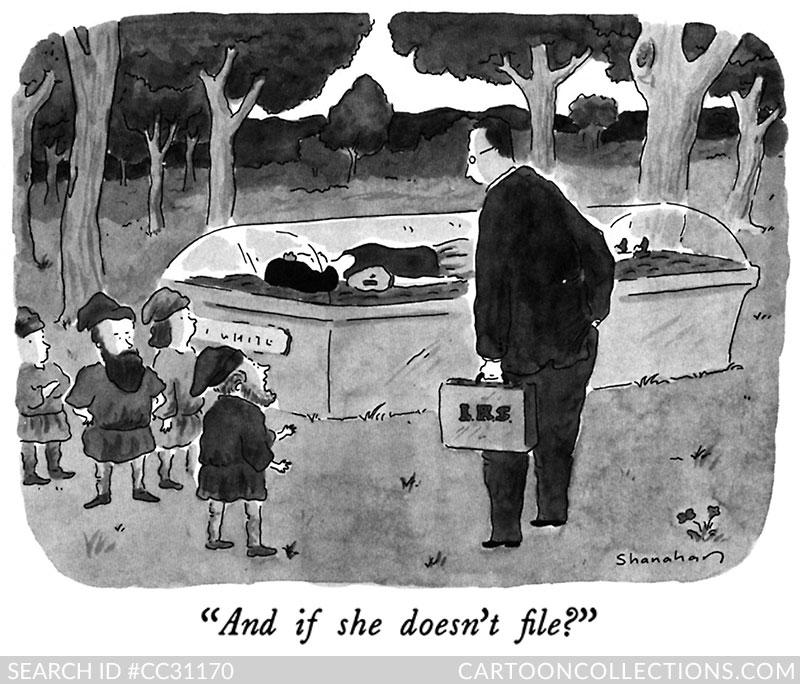 CartoonCollections.com - Danny Shanahan - Cartoons for Powerpoint