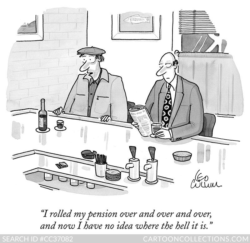CartoonCollections.com - Leo Cullum - Cartoons for Powerpoint