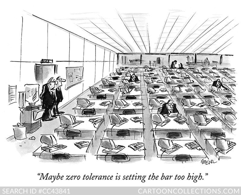 CartoonCollections.com - Lee Lorenz - Cartoons for Powerpoint