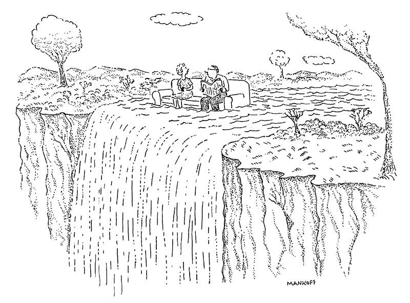 Caption Contest cartoon