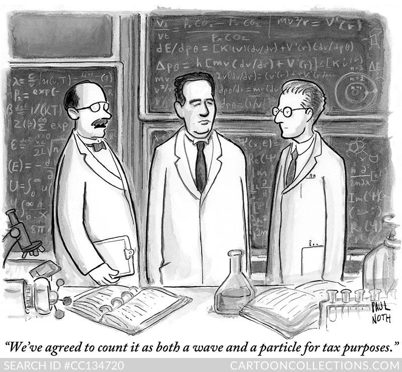 Paul Noth cartoon