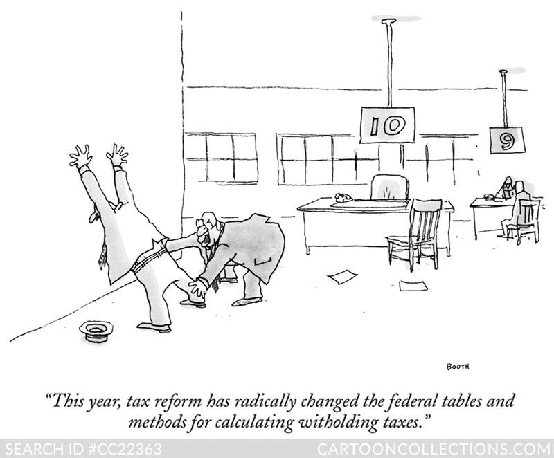 George booth cartoon
