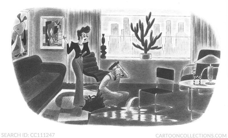 Richard Taylor, CartoonCollections.com