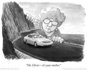 Harry Bliss cartoon