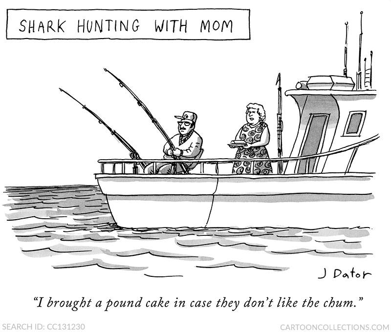 Joe Dator cartoon