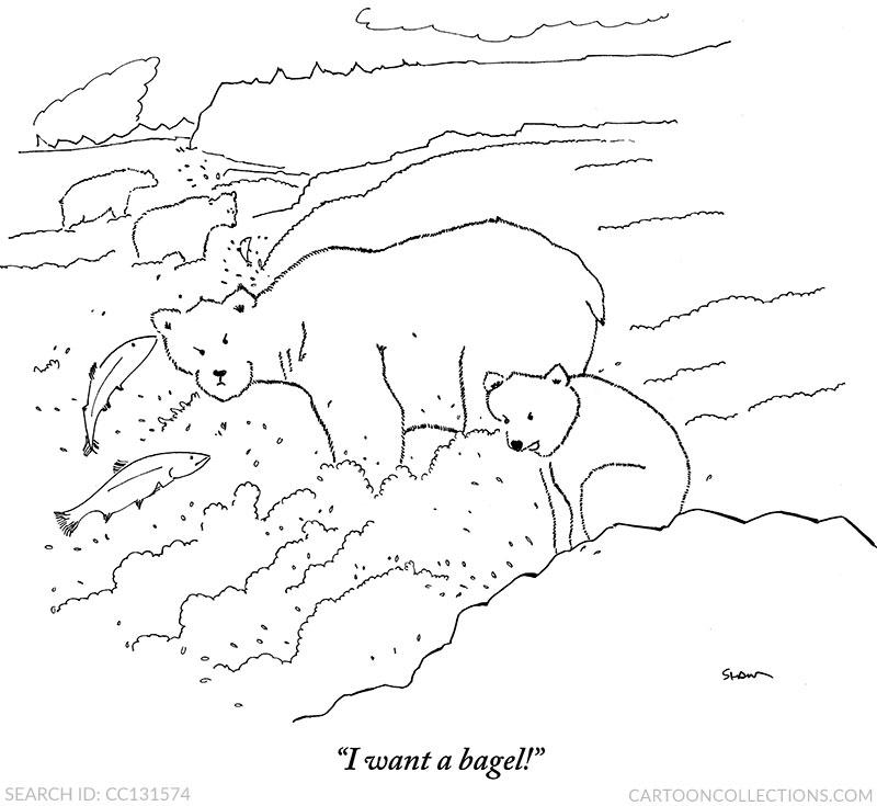 Michael Shaw cartoon