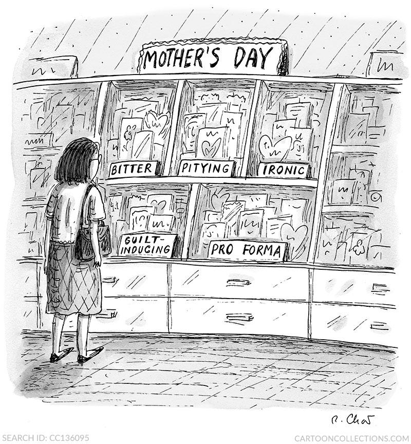 Roz Chast cartoon