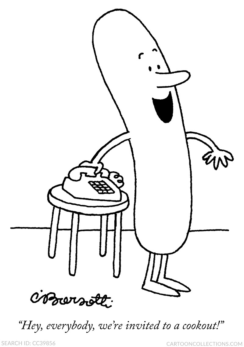 Charles Barsotti, Cartooncollections.com