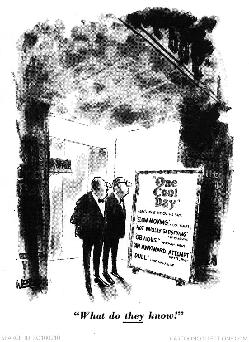 Robert Weber, Cartooncollections.com