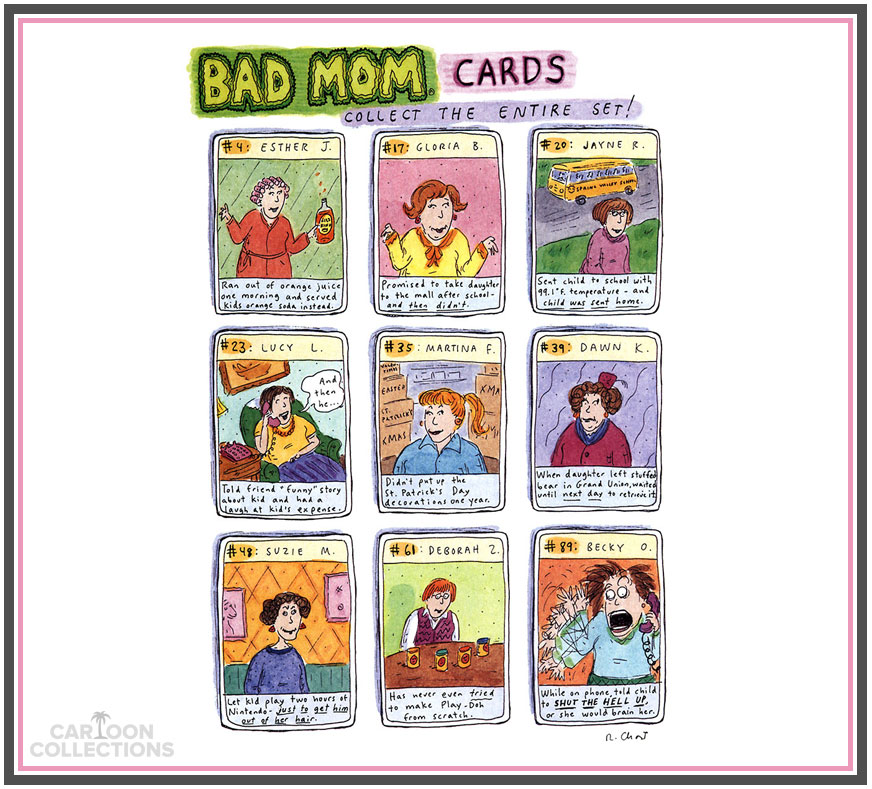 New Yorker Mothers Day ECards