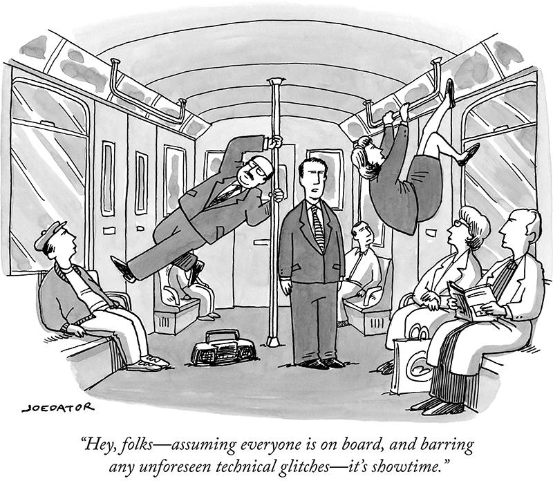 Joe Dator Cartoons