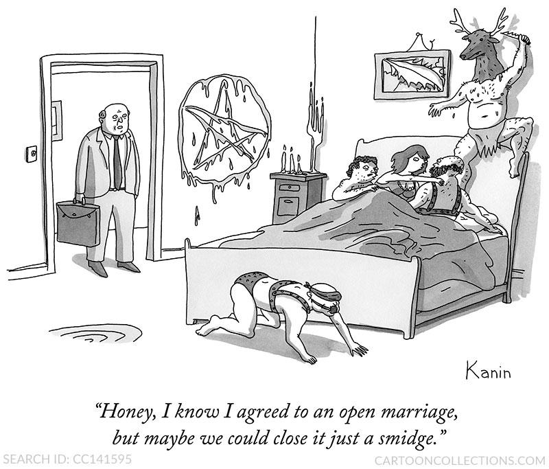 CartoonStock - Zachary Kanin