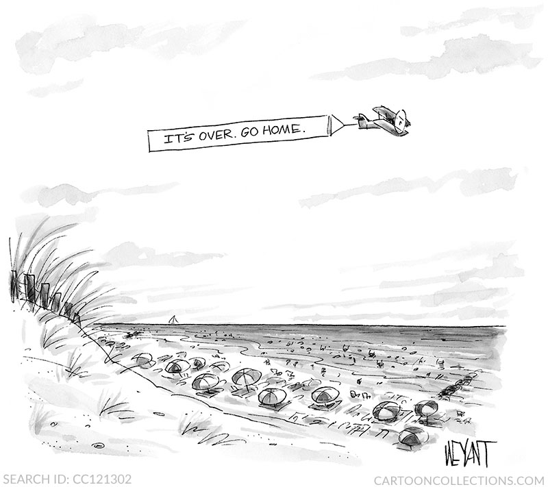 Christopher Weyant cartoons