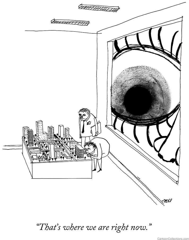 Edward Steed cartoons