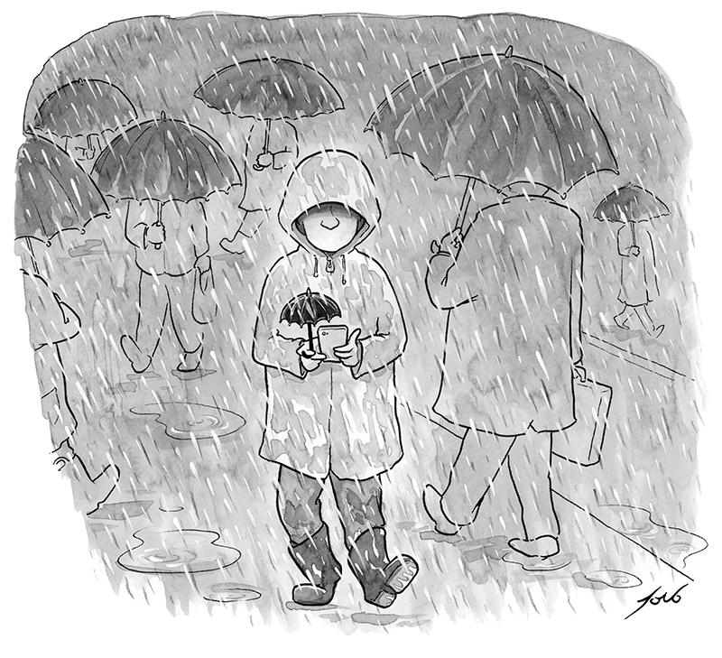 Tom Toro Cartoons