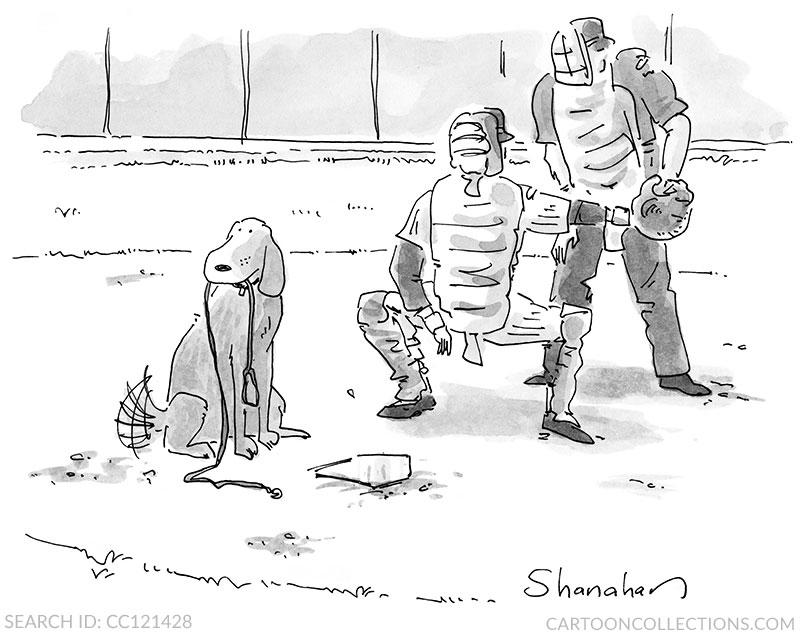 Danny Shanahan cartoons