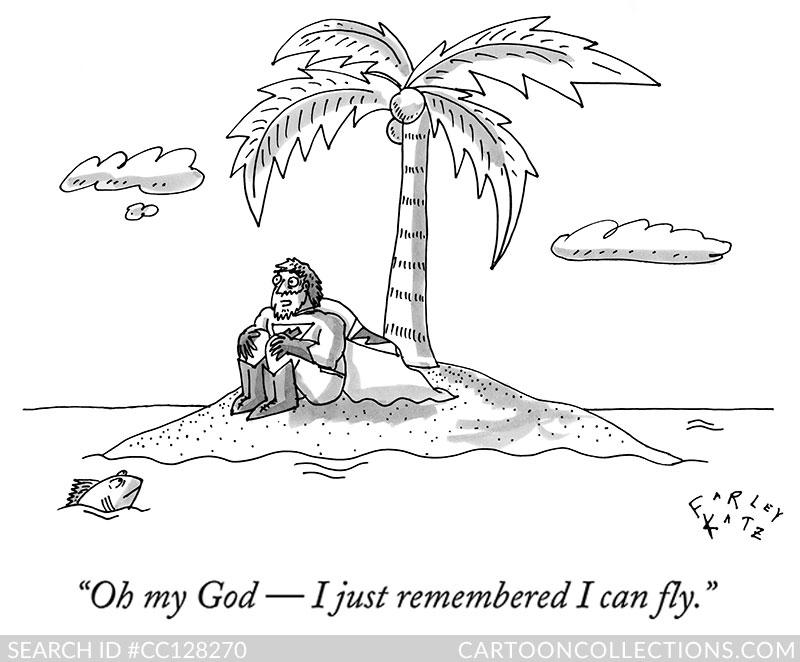 Farley Katz cartoons