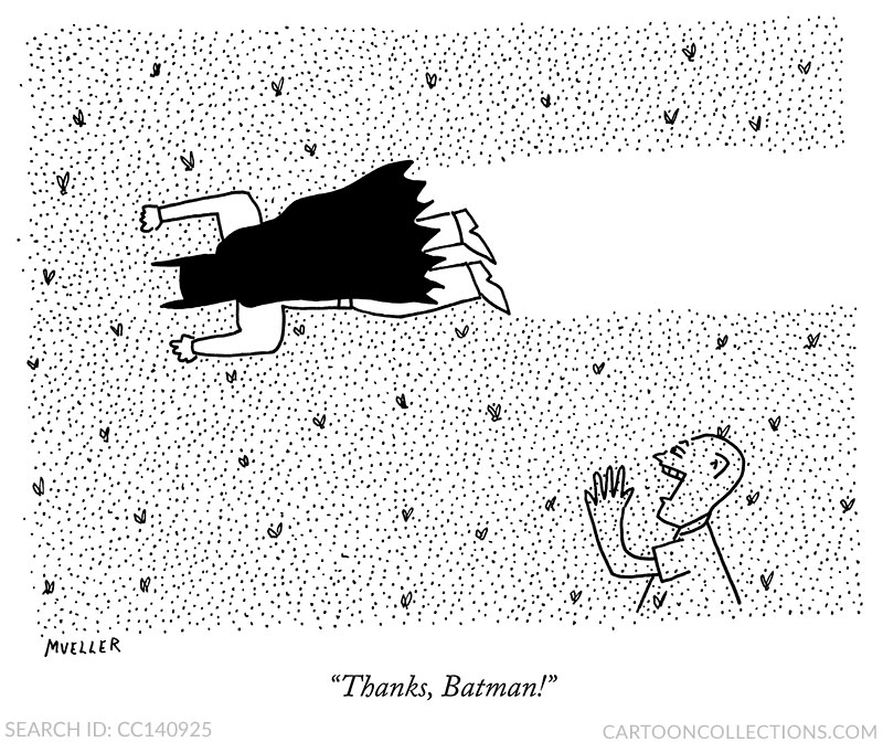 P.S. Mueller cartoons