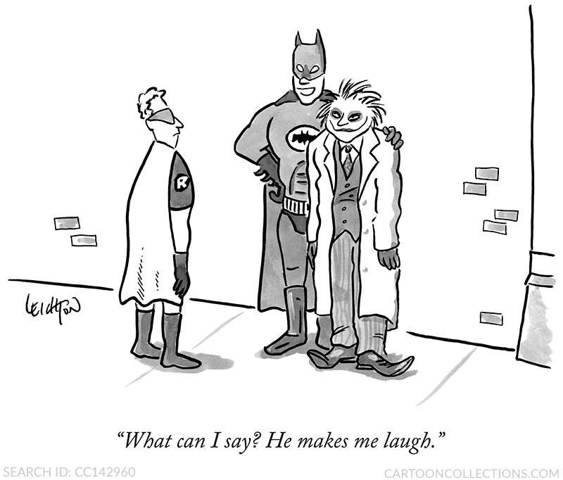 Robert Leighton cartoons