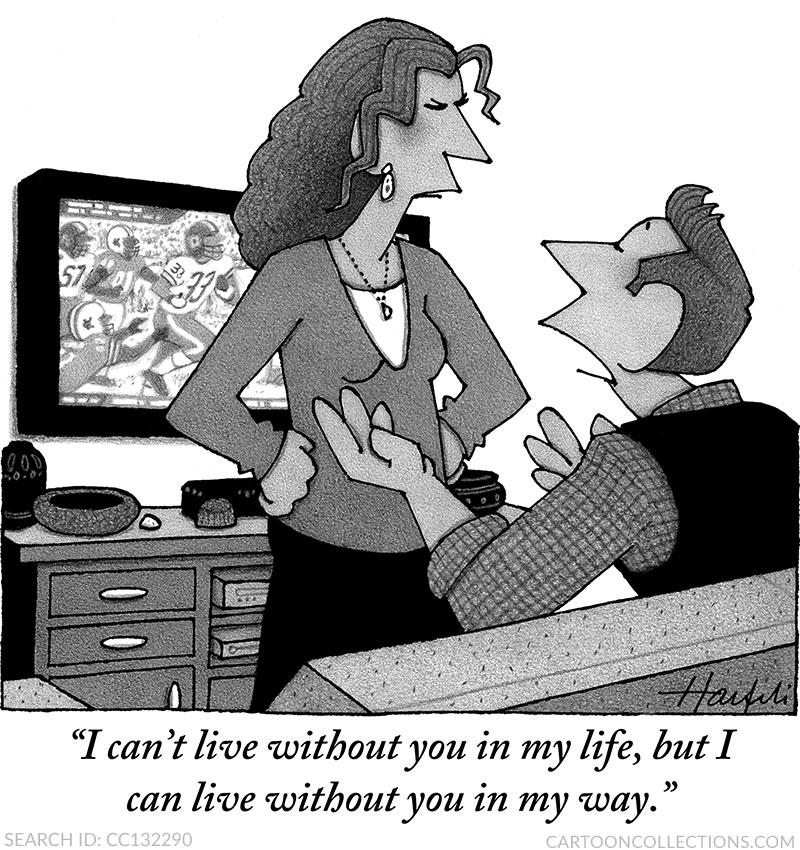 William Haefeli cartoons