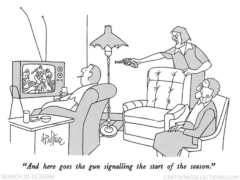 George Price cartoons