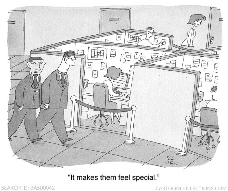 P. C. Vey cartoons