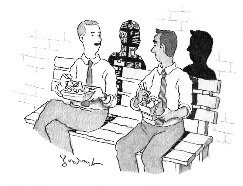 Caption Contest _David Borchart cartoon