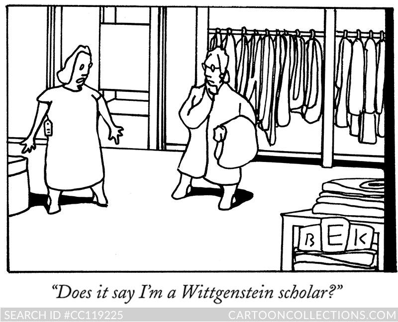 Bruce Eric Kaplan cartoon