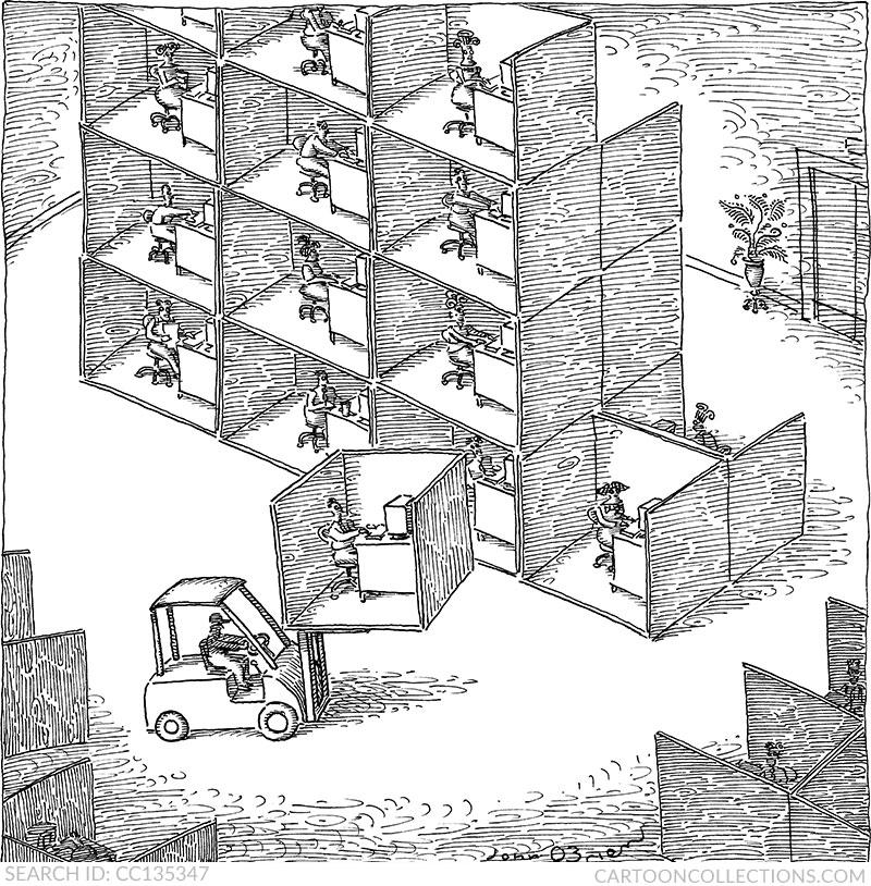 John O'Brien cartoons