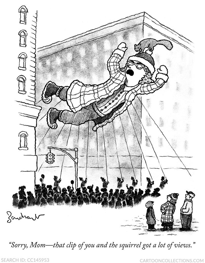 David Borchart cartoons