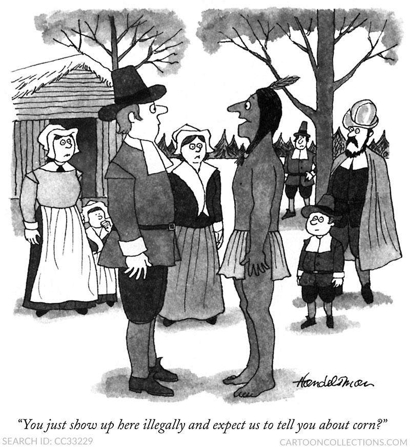 J.B. Handelsman cartoon