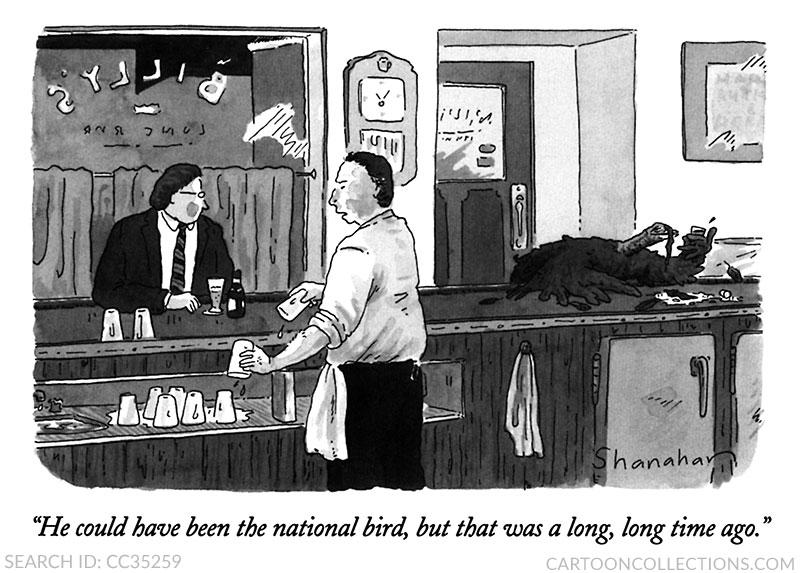 thanksgiving cartoons