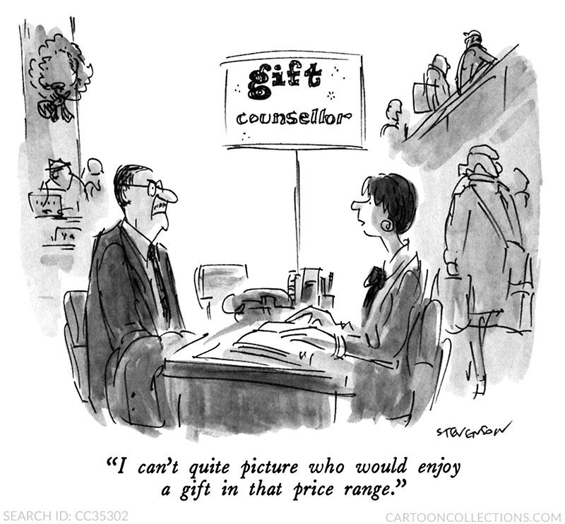 James Stevenson cartoons