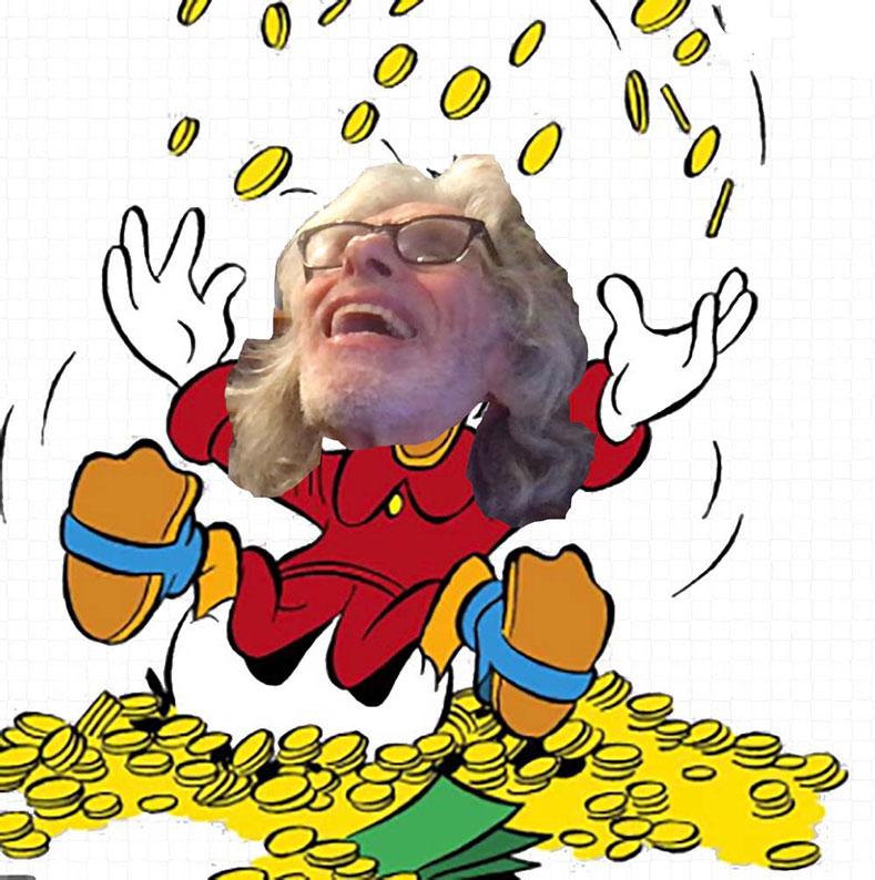Scrooge McMankoff