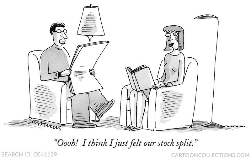 Mick Stevens cartoon