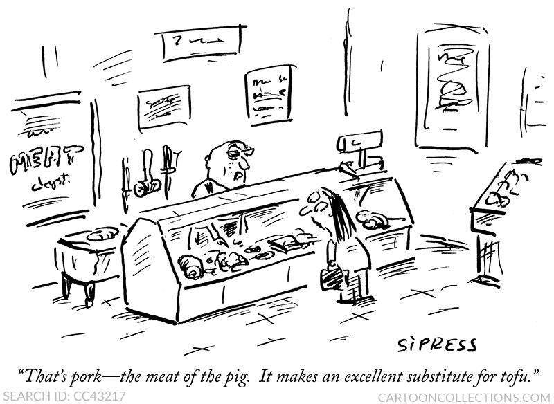 David Sipress cartoons