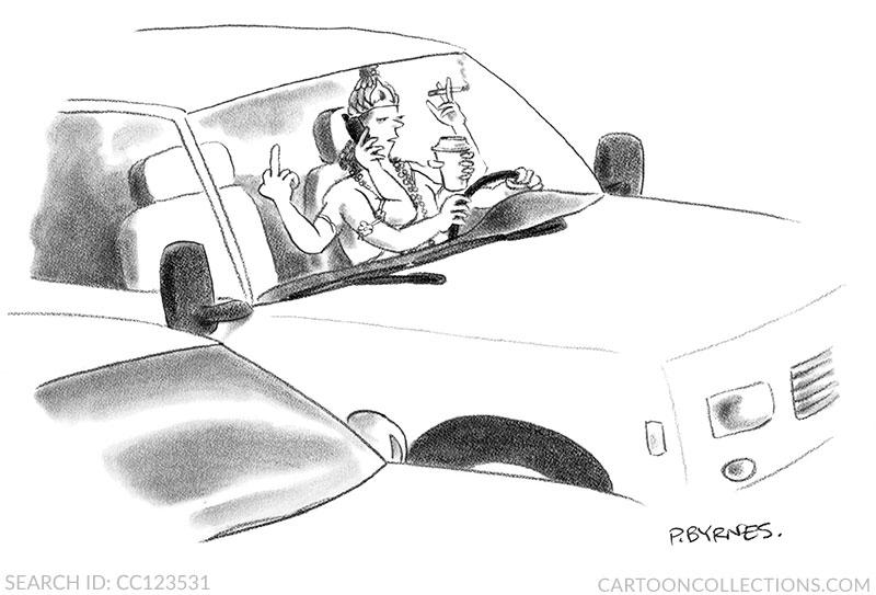 Pat Byrnes cartoons