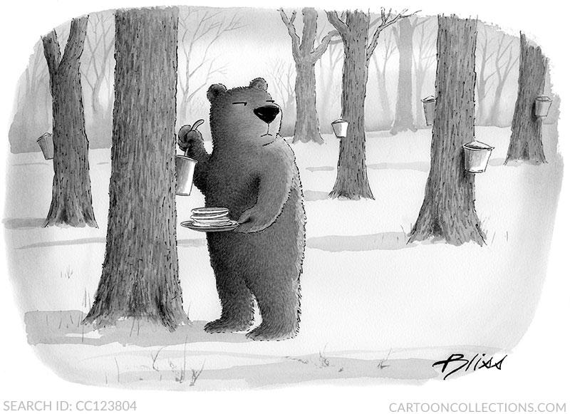 Harry Bliss cartoons